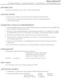 Best Example Resumes Examples Of Extracurricular Activities Curriculum Vitae For Resume College