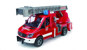 Bruder - 02532 | Emergency: Mercedes Benz Sprinter Fire Engine With ... Bruder Mack Granite Fire Engine With Slewing Ladder Water Pump Toys Cullens Babyland Pyland Man Tga Crane Truck Lights And So Buy Mack Tank 02827 Toy W Ladder Scania R Serie L S Module Laddwater Pumplightssounds 3675 Mb Across Bruder Toys Sound Youtube Land Rover Vehicle At Mighty Ape Nz Arocs With Light 03670 116th By
