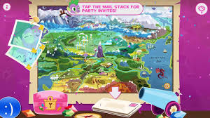 Kids Awesome My Little Pony Friendship Part 1 Magic Explore Equestria MLP Games Girls Fun World
