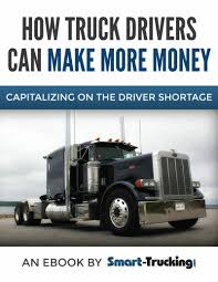 100 Big Blue Trucking How Truck Drivers Can Make More Money Capitalizing On The