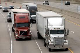 100 Trucks Are Us North American Orders For Semitrucks Surge In September Reuters