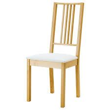 100 Birch Dining Chairs BRJE Chair BirchKungsvik Sand IKEA 6000ea