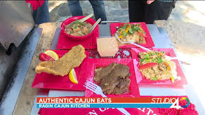 Authentic Cajun Eats   FOX40 Authentic Cajun Eats Fox40 Spicy New Restaurant Parades Into San Antonio This Spring Food And Such Things Tsdob Day 5 The Ragin Truck Cafe Discover Los Angeles Ragin Cajun Ragincajunhou Twitter Food Truck Events In Sweetwater Today And Upcoming Network Restaurants Rendo Beach Restaurant Original 367 Photos 435 Reviews Gumbo A Portland Cart Review