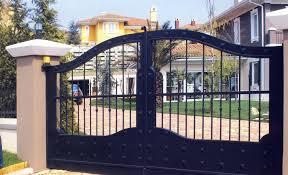 portail en fer forgé carcassonne photo portail en fer forgé