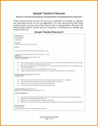 Teacher Curriculum Vitae Samplefree Resume Templates Download Format For Teachers Fil 2014 Pdf Microsoft Word 2007 Assistant