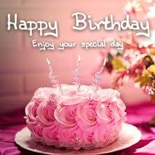 Happy birthday enjoy your special day my friend