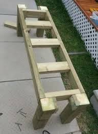 Build A Picnic Table Out Of Pallets by Photo 5 Diy Pallet Bench Diy Pinterest Pallet Bench Pallets