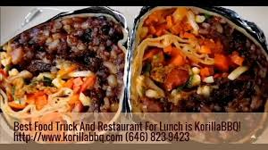 100 Korilla Food Truck Best And Restaurant In Sylvan For Lunch Is BBQ
