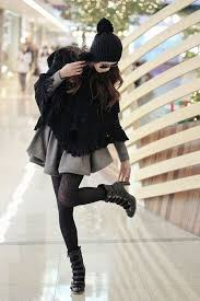 Casual Winter Outfits Girls 22