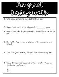 The Great Turkey Walk Review
