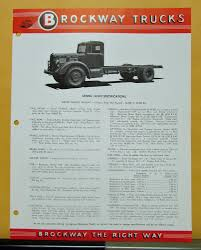 1956 Brockway Trucks Model 153WD Specification Sheet 1970 Brockway Trucks Model K459t Single Axle Tractor Specification 2016 Truck Show George Murphey Flickr The Museum Youtube Interesting Photos Tagged Browaytruck Picssr 1965 1966 1967 1968 1969 459tl Photograph 2013 National Show Cortland Ny Picture By Jeremy How The Firetruck Made It Back To 16th Annual Cool Car Guys Message Board View Topic Pic Of Trucks 2017 Winner John Potter Award At 1976 Husky 671