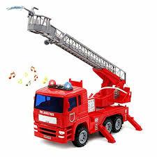 100 Fire Truck Kids New Toys Boys Children For 3 4 5 6 7 8 9 10 Years