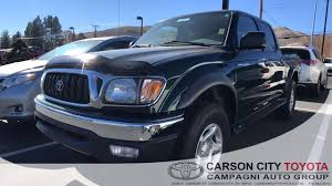 Used One-Owner 2003 Toyota Tacoma PreRunner In Carson City, NV ... Greenville Used Toyota Tacoma Vehicles For Sale Kittanning 2002 By Owner In Mount Vernon Wa 98273 2019 Gets Small Price Increase Autotraderca 2017 Trd Sport Double Cab 5 Bed V6 4x4 Automatic West Plains 2016 First Drive Autoweek For By In Virginia Russeville Ar 5tfaz5cn8hx047942 2018 Offroad Review An Apocalypseproof Pickup