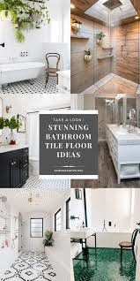 17 Stunning Bathroom Tile Floor Ideas (You Wish To Know Earlier ... 2019 Tile Flooring Trends 21 Contemporary Ideas Bathroom Floor Tile Ideas Zonaprinta For Small Bathrooms And Amusing Nz Grey Planks Home Design Rubber Bathroom Bath Decors Reasons To Choose Porcelain Hgtv Small E2 80 94 Improvement Image Of Updating The Floor Aricherlife Decor Idea Use The Same On Floors And Walls Designs Shop 30 Backsplash