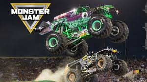 Monster Jam Presented By Monster Jam At Nissan Stadium In Nashville ...