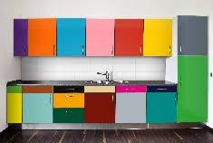 revetement pour meuble de cuisine patchwork adhesif meuble cuisine déco