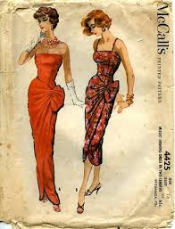 Dress Patterns Retro