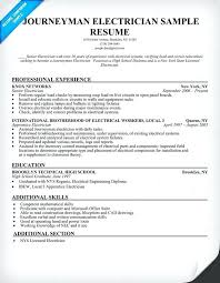 Electrical Supervisor Resume Foreman Samples Unique Top Term Papers Org Overview First Service To