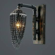 Wonderful Plumbing Pipe Light Fixture How To Make