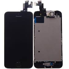 iPhone 5S black replacement screen mobile phone repair Stevenage