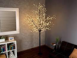 lunartec led lichterbaum led deko baum mit 600 beleuchteten