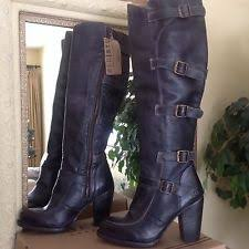 Bed Stu Gogo by Bed Stu Womens Biltmore Nectar Lux Leather Motorcycle Boot 7m Ebay