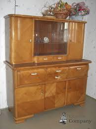 buffet vitrine 50er vintage küchenschrank