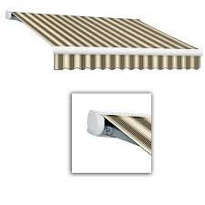 AWNTECH 8 Ft. Key West Right Side Motorized Retractable Awning (84 ... Amazoncom Awntech 6feet Bahama Metal Shutter Awnings 80 By 24 Inspirational Home Depot At Hammond Square Stirling Properties Awning Window Melbourne Commercial Express Yourself Get Outdoor Maui Lx Retractable The Awntech Copper Doors Windows 8 Ft Key West Right Side Motorized 84 14 Mauilx Motor With Remote Patio Door Review