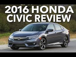 Best pact 2016 Honda Civic Review and Test Drive