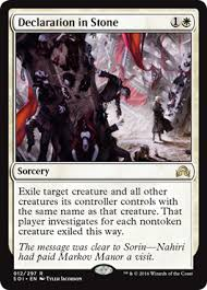 Mtg Control Deck Standard by Black White Control In Shadows Standard