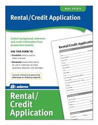 Kentucky Personnel Cabinet Salaries by Rental Credit Application Forms And Instructions