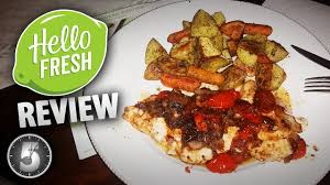 HelloFresh REVIEW ... And $40 Off With Coupon Code