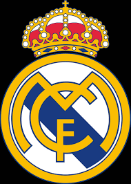 Real Madrid Logo Coloring Pages