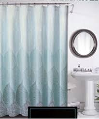Cynthia Rowley New York Window Curtains by Amazon Com Cynthia Rowley Ombre Painted Medallion Fabric Shower