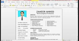 Make Resume In Ms Word – Best Way To Make A Resume In Word – Resume ... How To Make A Resume With Microsoft Word 2010 Youtube To Create In Wdtutorial Make A Creative Resume In Word 46 Professional On Bio Letter Format 7 Tjfs On Microsoft Sazakmouldingsco 99 Experience Office Wwwautoalbuminfo With 3 Sample Rumes Certificate Of Conformity Template Junior An Easy