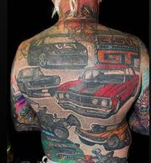 Car Tattoos 30 Totally Epic Tattoo Ideas