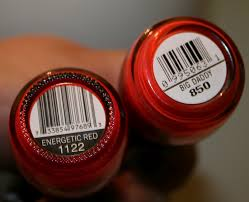 Rite Aid Pre Lit Christmas Trees by Beautyscraps Sinful Colors New Energetic Red Swatches