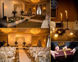 Bride Leah Rose Brendan At Sutton Place A Real Winter The Beautiful Reception Setting