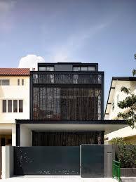 100 Semi Detached House Design Tour Bold Black Design For This Semidetached House