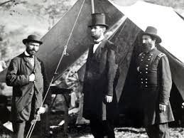 Image 2 Photos Civil War Abraham Lincoln Ulysses S Grant