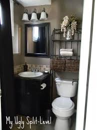 Small Bathroom Remodel Ideas On A Budget by Best 25 Small Bathroom Decorating Ideas On Pinterest Small