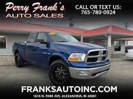 100 2009 Dodge Truck Used Ram 1500 For Sale In ALEXANDRIA IN 46001 Perry