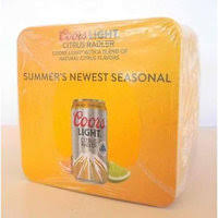 Coors Light Citrus Radler Beer uploaded by Annalee K