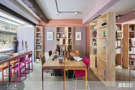 le bureau articul馥 老闆 我想在這裡上班 新奇 好玩 舒適的辦公室 設計家searchome
