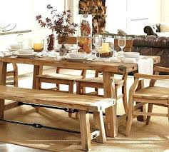 Farm Table Dining Room Small With Bench Medium Size Of Farmhouse 4 Person 6 Rustic