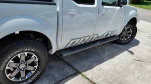 Step Rails - Nerf Bars - Nissan Frontier Forum 3 Round Sidebars Steelcraft Automotive Step Bars Cap World Rolling Big Power Rx3 Step Bar Bed Liner On Bars Do I Need To Remove The Plastic Covers 2018 Titan Pickup Truck Accsories Nissan Usa Sliders Nerf Pure Tacoma Parts And Amazoncom Nfab T1064r Toyota 4runner Bar With Drop Down Gevog 6 Running Boards Fit 9916 Ford F23450 Super Duty Country Step Installed Forum 22008 Dodge Ram Quad Cab 475 Wide 79 Long