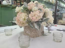 My Centerpieces Birch Wood Box From Save On Krafts And Flowers By Commerce Rustic Table