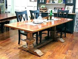 Craftsman Style Dining Table Room Furniture