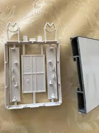 3er set für ikea küche metod sockelleisten 2x abschluss und