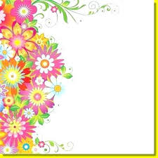 Paper Border Design Borders Designs Fancy In Flower For Best